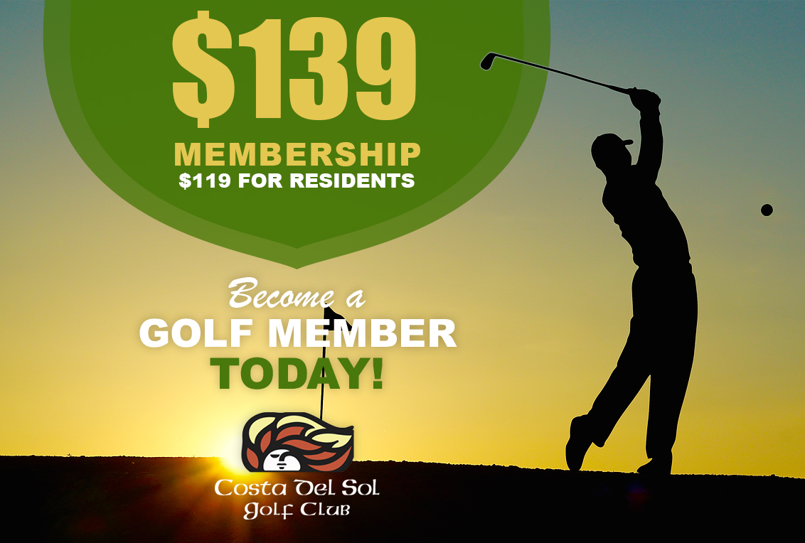 Golf Monthly Membership