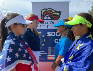 Solheim Cup 2019 - Team USA vs Team Europe