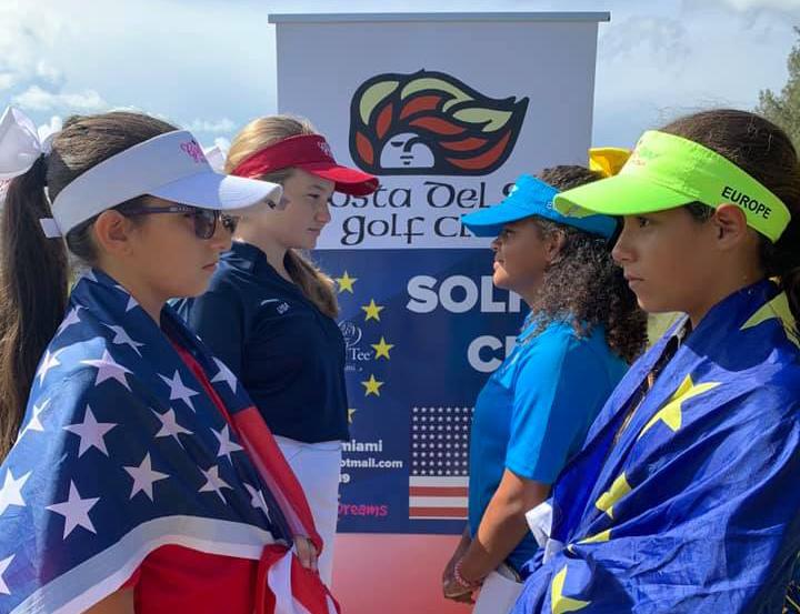 Solheim Cup 2019 - Team USA vs Team Europe