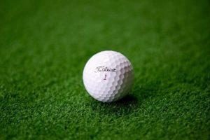 When Golf Balls Collide