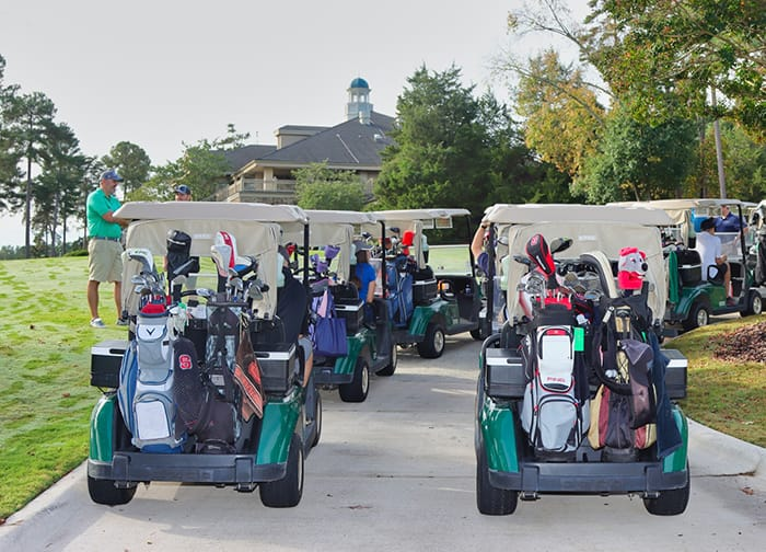 How to prepare for Golf Tournaments