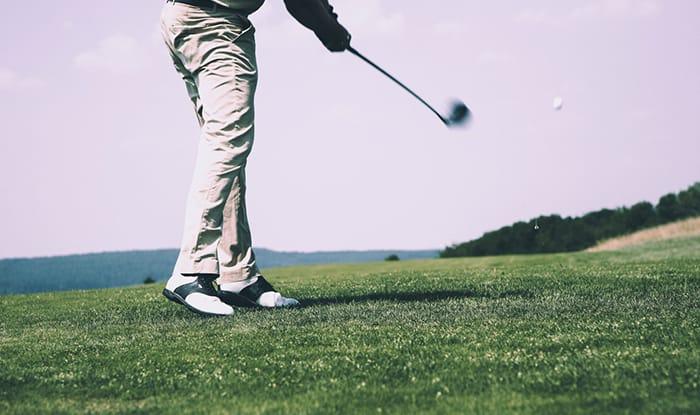 Triple Bogey in Golf