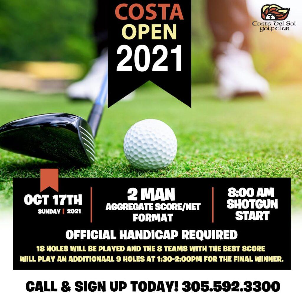 Costa Open 2021