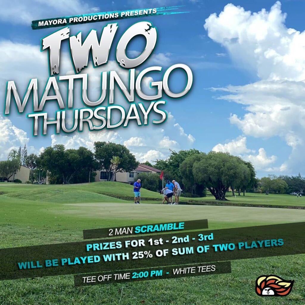 Two Matungo Thursdays