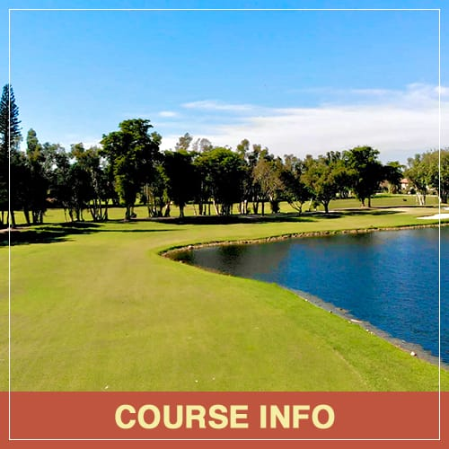 Golf Course Information