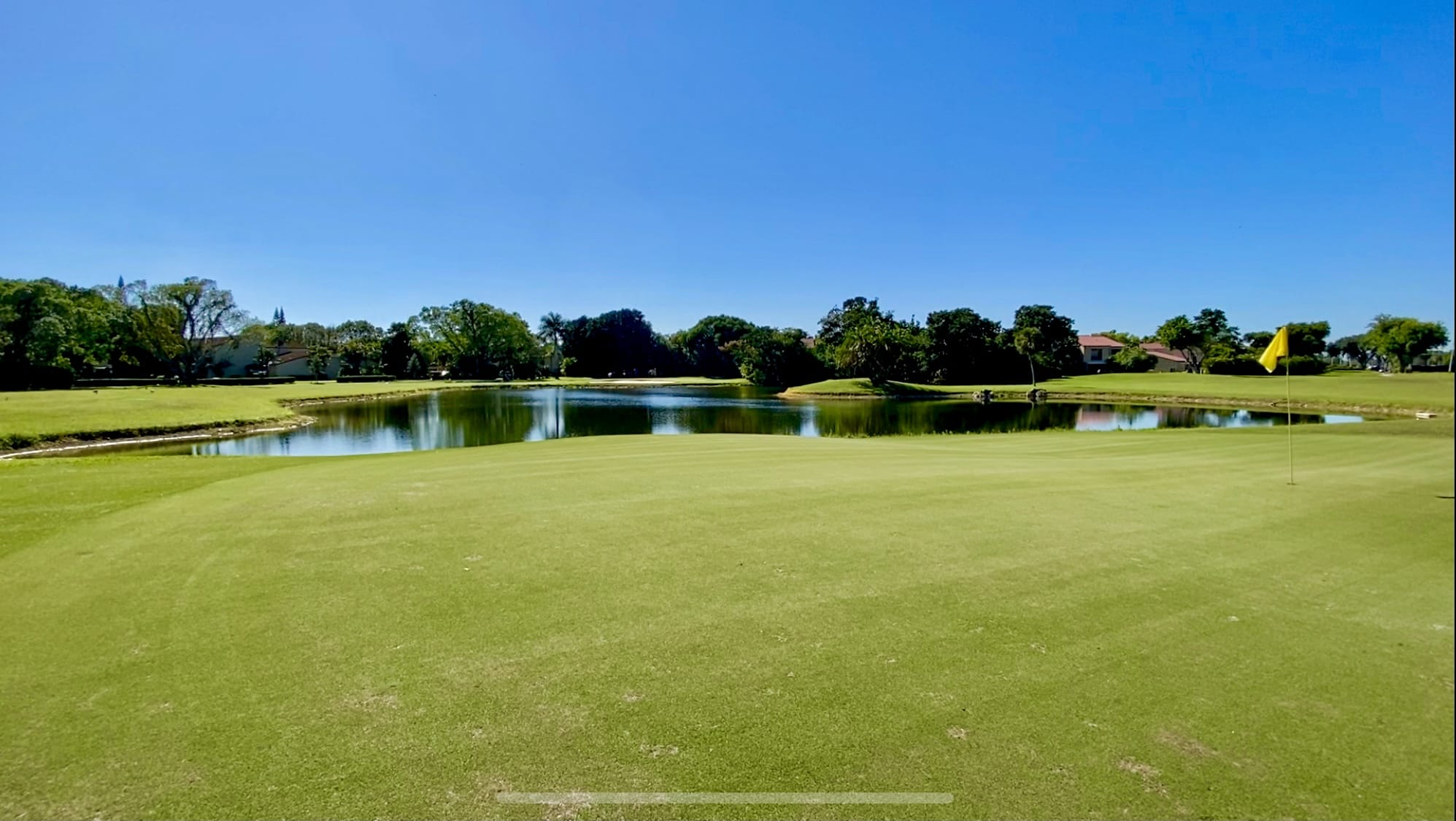 Hole 5 at Costa Del Sol Golf Club