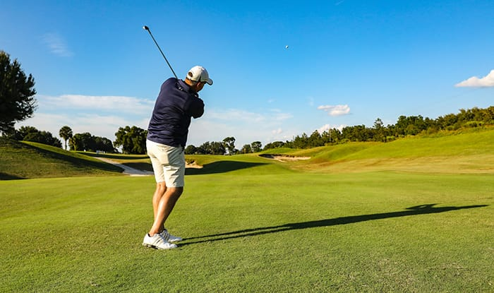 Types of Golf Swings
